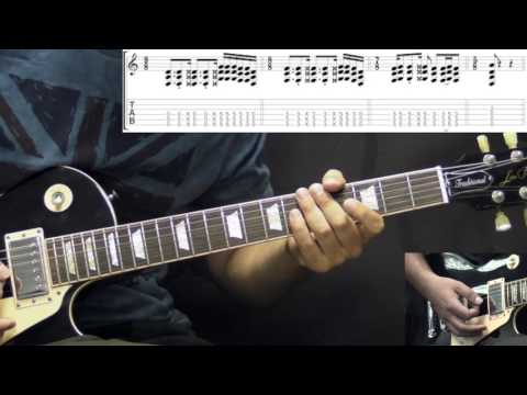 Tool - Lateralus - Alternative Rock Guitar Lesson (w/Tabs)