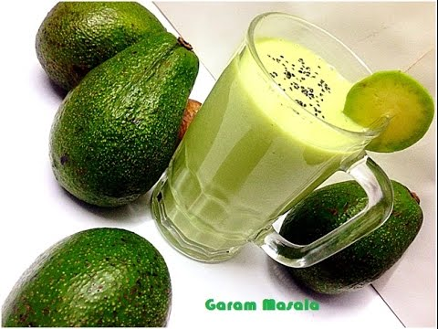 Video Avocado Milk Shake / Butter fruit Shake