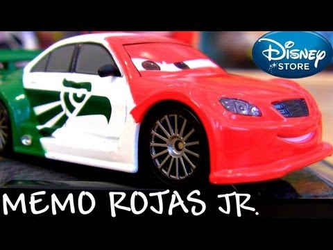 Cars 2 Memo Rojas Jr. Super Chase Ultimate Diecast Pixar Disney Mexico Racer Review Blucollection