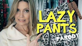 """Lazy Pants - """"Safety Dance"""" Parody"""