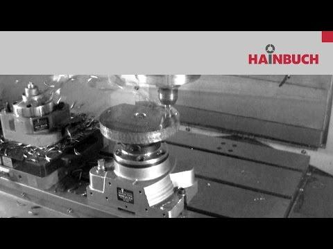Hainbuch - Hidkom Dik İşlem Merkezleri İçin Delik İçi Sıkma Sistemleri