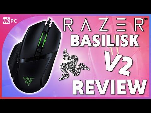 External Review Video d5BJbl4ZLRA for Razer Basilisk V2 Gaming Mouse
