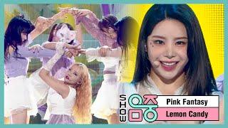 [쇼! 음악중심] 핑크판타지 - 레몬사탕 (Pink Fantasy - Lemon Candy), MBC 210206 방송