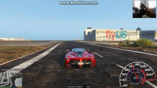 2015 Ferrari LaFerrari Realistic Handling 0-100/200/300 and Top Speed