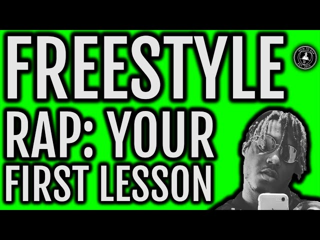 How To Freestyle For Beginners Your First Lesson