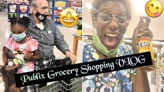 Publix Grocery Shopping VLOG‼️