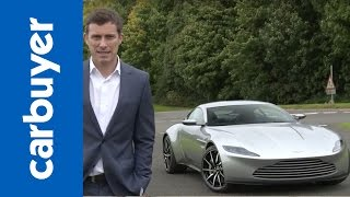 James Bond Spectre Aston Martin DB10 review - Carbuyer