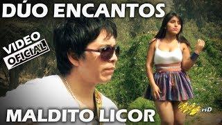 """DÚO ENCANTOS """" La magia del sentimiento""""-MALDITO LICOR - TARPUY JF PRODUCCIONES"""