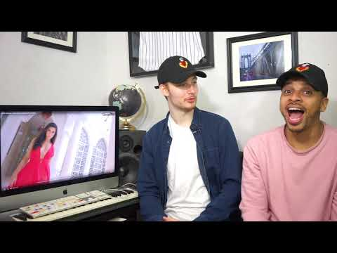 GIMS, Maluma - Hola Señorita (Maria) [Official Video]  (reaction)