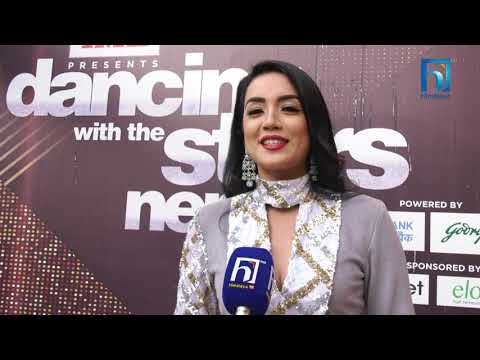 I TRY TO HOLD MY TEARS IN EVERY ELIMINATION- SADICHHA SHRESTHA | DANCING WITH THE STARS NEPAL ||