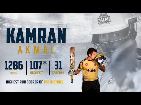 Kamran Akmal !! Destructive Opening Batsman