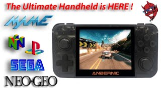 Retro Game 350 + Wicked GiveAway  The Master Of Handhelds