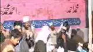 preview picture of video 'Taj Dare Chora Sharif Peer Syed Ejaz Hussain in Muzaffar Pur Sialkot. (04-12-11) Part 1/9'
