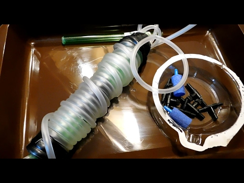 Ripensamento del tubo avvolto con sostituzione in silicone