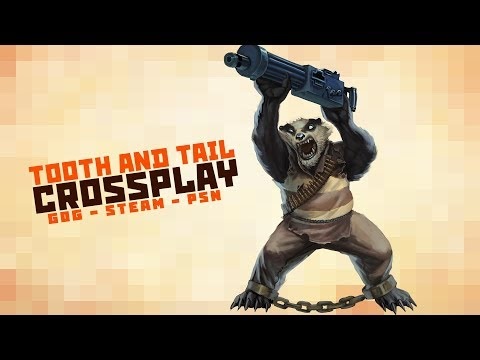 Tooth And Tail Has Crossplay thumbnail