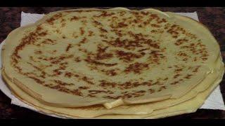 CREPES CASEROS | recetas de cocina faciles rapidas y economicas de hacer - comidas ricas