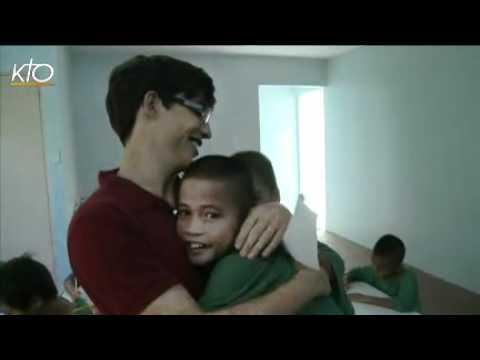 Thibaud, volontaire Fidesco à Manille