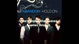 Abandon - Hold on LYRICS