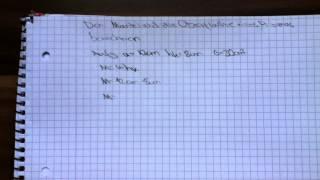 Die Mantelfläche eines Kegels berechnen - Самые лучшие видео