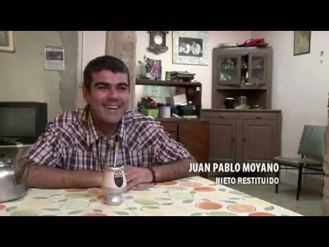 Acá estamos - Historias de Nietos que recuperaron su identidad - MICRO 16