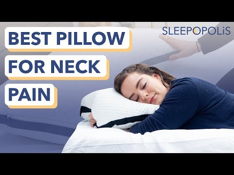 The 6 Best Pillows for Neck Pain - Better Spinal Alignment for More Comfort!