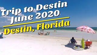 Our Trip To Destin, Fl 2020| Beaches, Fudpuckers, Harborwalk Village, Destin Commons And More!
