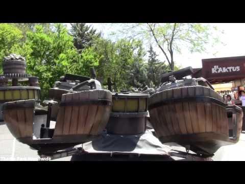 Crazy Barrels