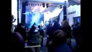 preview picture of video 'First Drop Falls - Kiss Me Deadly (Tokaj-Szüreti napok 2013)'