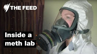 Meth Houses: This is what a house looks like when it's used as a meth lab