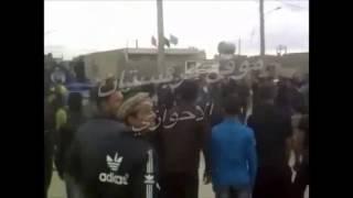 preview picture of video 'تشييع جثمان شهيد حي الشطيط في عبادان (الأحواز) Al ahwaz'