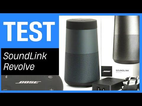 Der Bose SoundLink Revolve im Test - 360° Lautsprecher mit 1/4 Zoll Gewinde