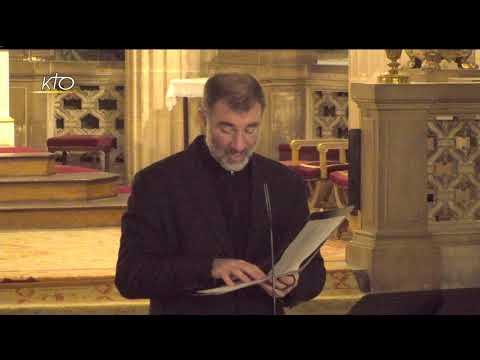 Vêpres du 21 décembre 2020 à Saint-Germain-l'Auxerrois
