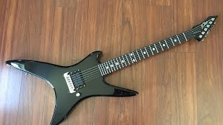 UNBIASED GEAR REVIEW - B.C. Rich Chuck Schuldiner Tribute Stealth 6-string Guitar