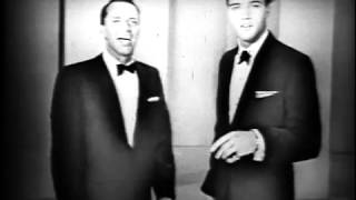 Elvis Presley And Frank Sinatra Duet