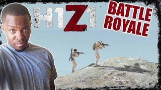 H1Z1 Hardcore Battle Royale Gameplay - ALL MIZZOU'S FAULT! | H1Z1 Hardcore Mode