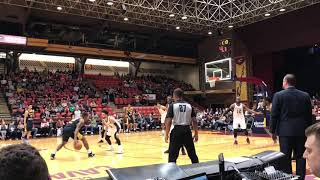The final minute: Chronicling the Charge's 112-110 loss to the Mad Ants