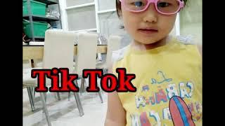 Bayi Joget Tiktok Viral lucu sekali