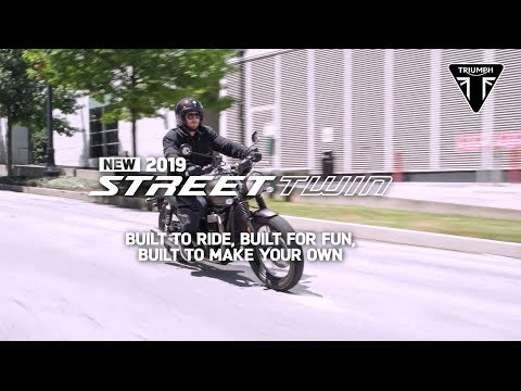 2021 Triumph Street Twin in Shelby Township, Michigan - Video 1