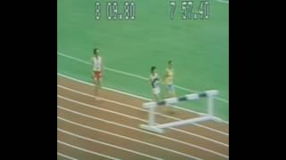 Anders Gärderud vinner OS-guld på 3000 mh i Montreal 28 juli 1976 – 8.08,02 – världsrekord!