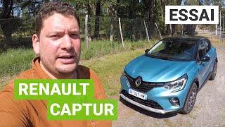 Renault Captur e-Tech Plug-in : le SUV hybride rechargeable à l'essai