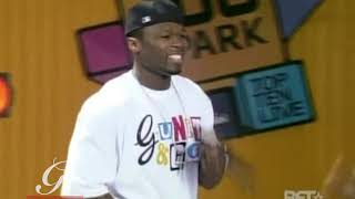 50 Cent - Amusement Park (Live @ 106 & Park) (06-27-2007)
