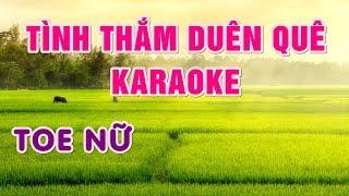 tinh-tham-duyen-que-toe-nu-karaoke-nhac-song-thanh-ngan