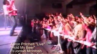 "Aaron Pritchett ft/ Jordan McIntosh  Carp Fair  Janni Productions ""Hold my Beer"""