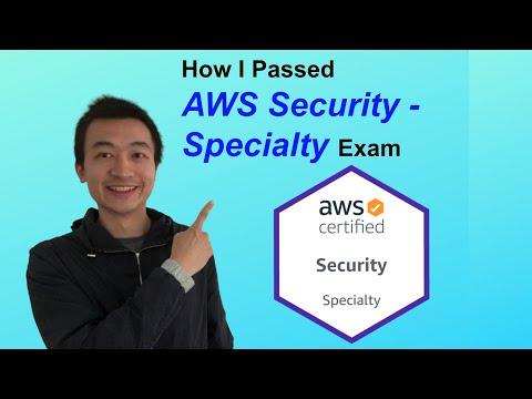 How I passed AWS Security - Specialty Exam - AWS Ep 11 - YouTube