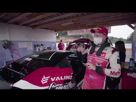 アンドリューグレイ(Powervehicles Lexus RC)の予選ドリフト動画-2020年フォーミュラ・ドリフト ジャパン第3戦エビスサーキット