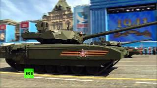 Victory Day parade in Moscow 2015 (Red Alert 3 Theme - Soviet March)