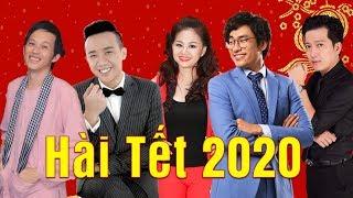 Hài Tết 2019 - Cười Sảng Khoái Với Hoài Linh, Trường Giang, Trấn Thành, Kiều Minh Tuấn, Lê Giang