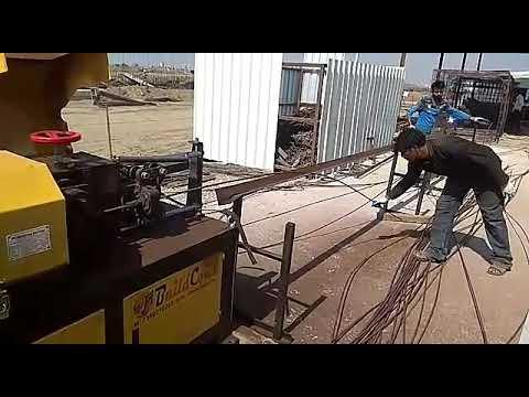 Bar Decoiling Machine