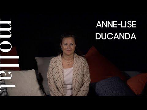 Anne-Lise Ducanda