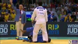 Zantaraia Judo Vine #4